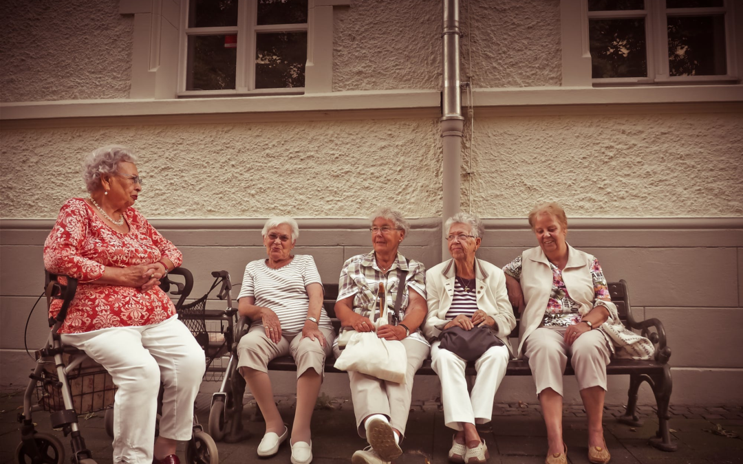 Make the Most of Your Senior Years by 'Aging in Community'