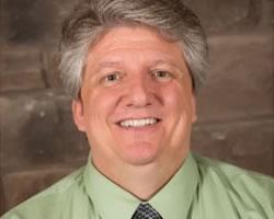 Community Relations Director, Scott Ernst